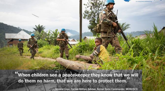 Children in Conflict