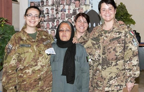 Al via il primo corso per Gender Advisor Organizzato dallo Stato Maggiore della Difesa, al CASD