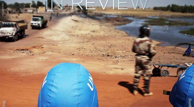 UN Peacekeeping: 2014 in review