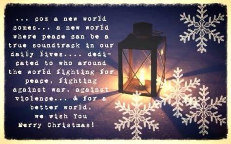 a christmas for peace